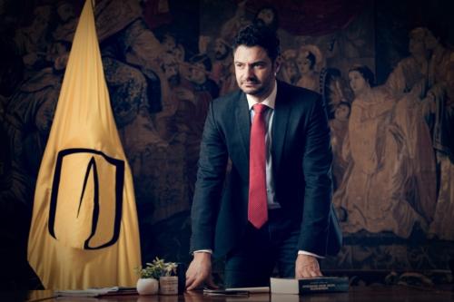Eduardo Behrentz Investigacion Coronavirus en Colombia