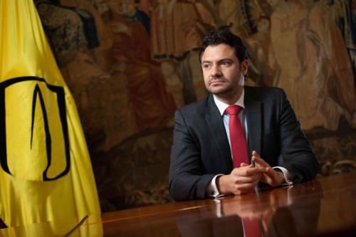 Eduardo Behrentz Uniandes Covida