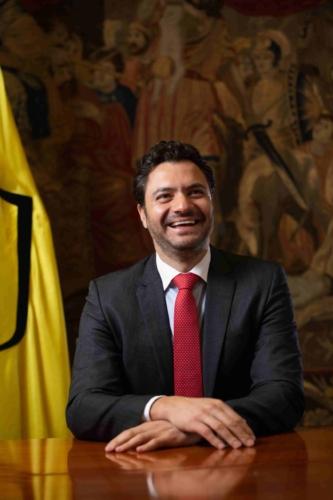 Eduardo Behrentz Vicerrector Administrativo y Financiero Uniandes