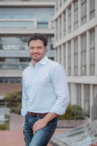 Eduardo Behrentz Vicerrector Academico y Administrativo de los Andes