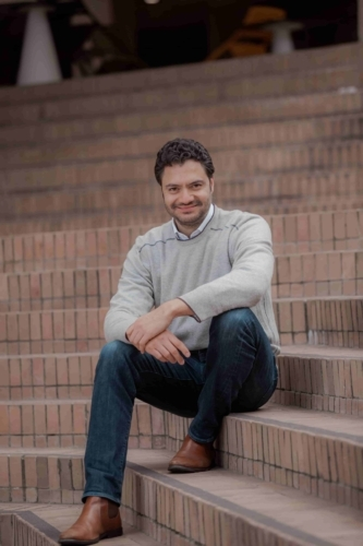 Eduardo Behrentz asociado al proyecto covida de la Universidad de los Andes